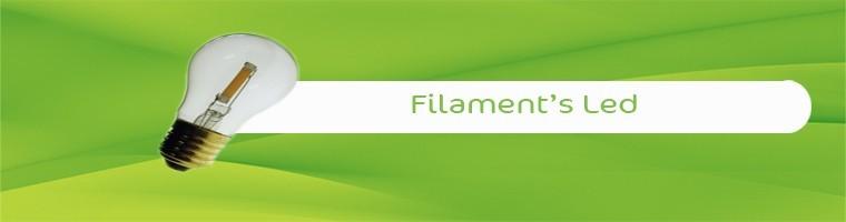 Filament LED's