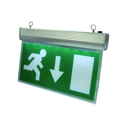 Emergency Hanging Sign 4w LED