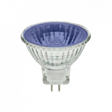 Halogen / 12V  20W MR11 10DEG BLUE
