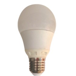 LED ECO-6W-Lm-470-Angle 200- GLS A19Features Plastic